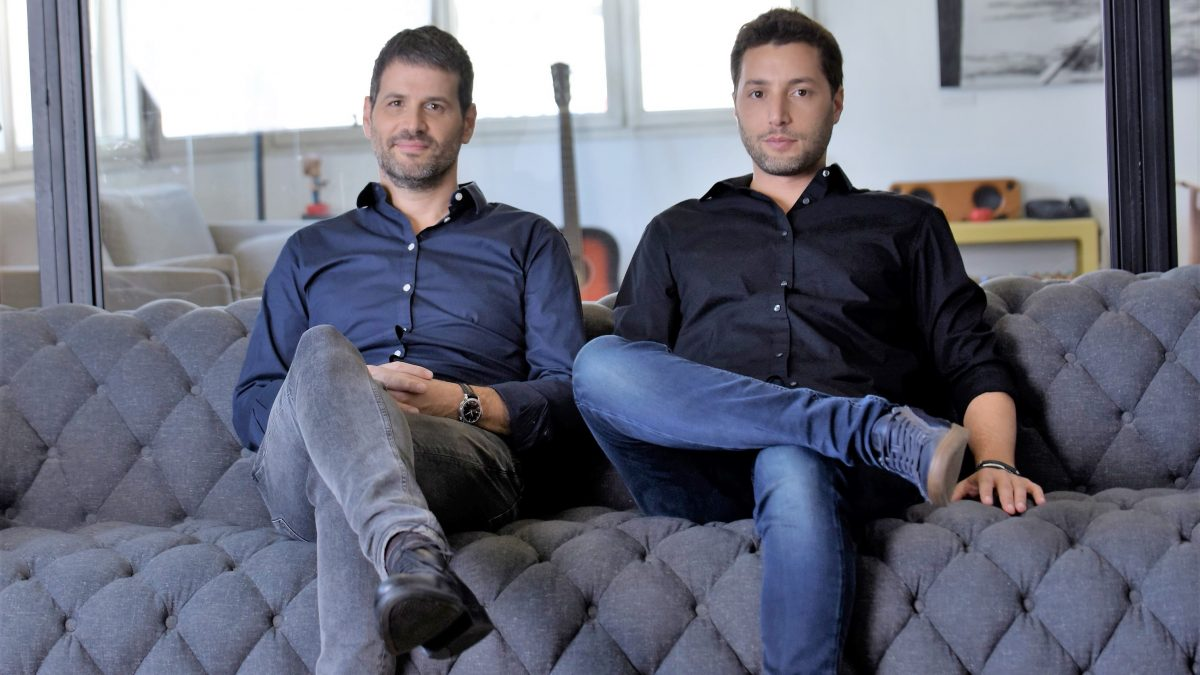 Lior Dori (Co-Founder and CEO at ReigNN) and Tomer Poplavski (Co-Founder and COO at ReigNN)