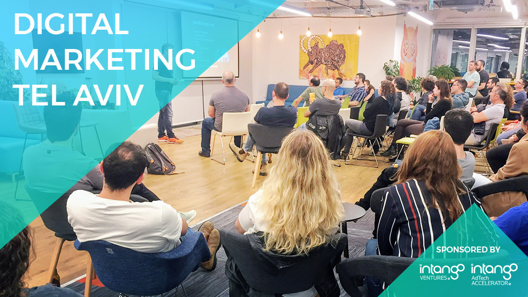 Digital Marketing Tel Aviv Meetup