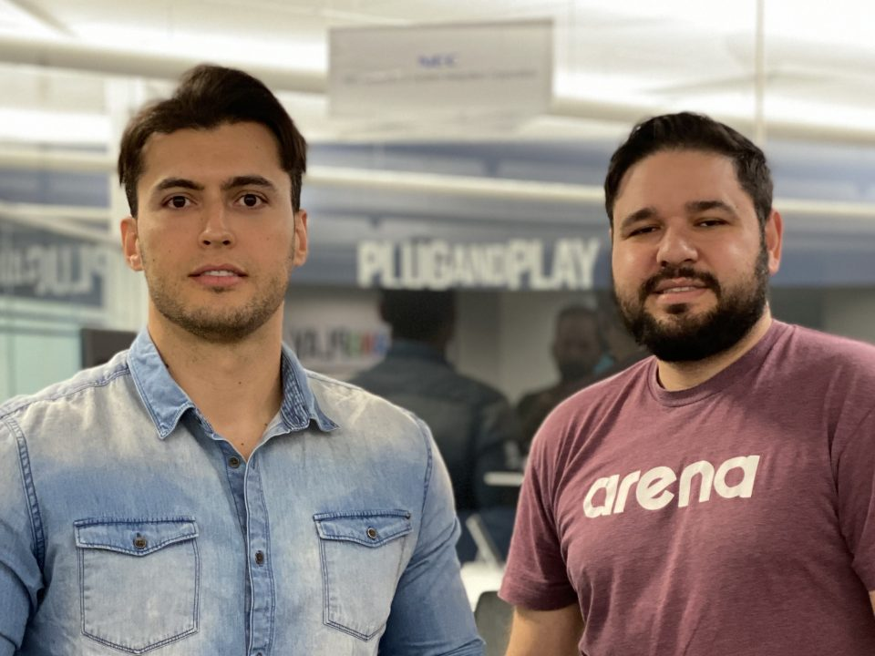 Paulo Martins, Co-founder and CEO at Arena.im and Rodrigo Reis, Co-founder and CTO at Arena.im